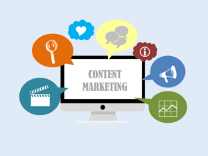 SEO Content attracts new users to your site.