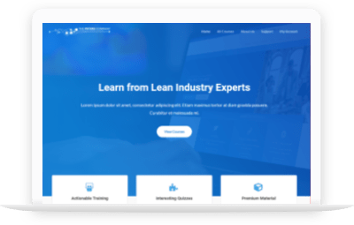 The Peters Company (Learning Management System)