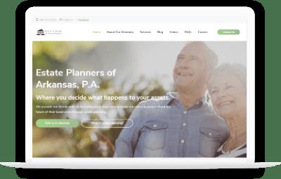 Estate Planners of Arkansas, P.A.