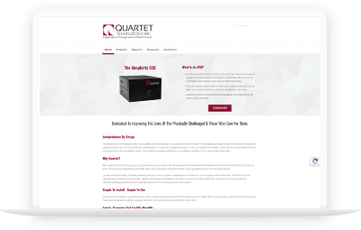 Quartet Technology Inc